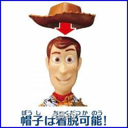 Toy Story 4 Woody Real Posing Figure TAKARA TOMY 4904810129769 B07X1HCZ4X