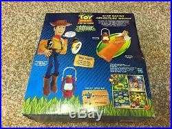 Toy Story And Beyond! Backyard Patrol Star Gazing Adventure Woody NEW! RARE
