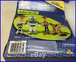 Toy Story And Beyond! Woody Plush Lost Episodes Disney Pixar