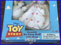 Toy Story Baud Peep Doll Shepherd Bo Thinkway Toys Woody Buzz Light Year