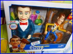 Toy Story Benson And Woody Action Figures Packs Disney Pixar
