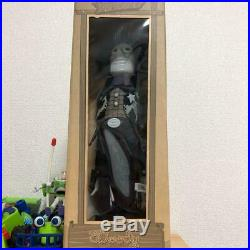 Toy Story Black White Woody Figure Doll Roundup Rare Young Epoch Black F/S
