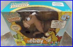 Toy Story Bullseye & Woody & Cowgirl Jessie Doll Signature Collection COA's