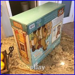 Toy Story Bullseye Woody's Roundup Signature Disney Pixar Nib Sealed Woody Buzz
