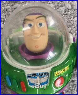 Toy Story Buzz Lightyear Talking Doll and Woody Pull String Doll Disney Pixar