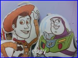Toy Story Buzz Woody Plush Dolls Set 45 Sekiguchi Ragdoll Cushion Film Disney