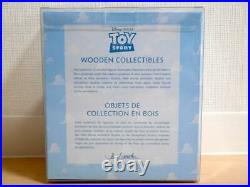 Toy Story Buzz Woody Wooden Koeko Limited To D23Expo300