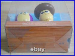Toy Story Buzz Woody Wooden Kokeshi U. S. D23Expo Limited To 300 Bodies