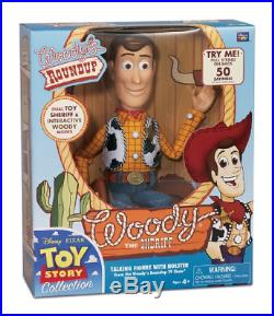 Toy Story Collection Talking Sheriff Woody