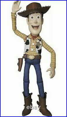 Toy Story Collection, Ultimate Medicom Movie Accurate Woody Doll, New