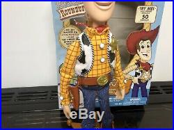 Toy Story Collection Woody Doll Boxed With Certificate & Stand Rare