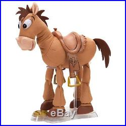 Toy Story Collection Woody Woody's Roundup Horse Bullseye Sound 16 talking PVC