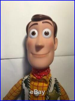 Toy Story Custom Woody Doll 2