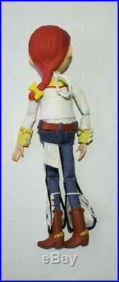 Toy Story Doll Set Woody, Jesse, Bullseye Bundle FREE SURPRISE TOY WITH PURCHASE