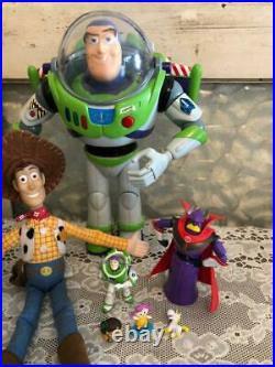 Toy Story Figure Doll Lot Buzz Woody Etc Disney