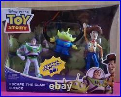 Toy Story Figure Woody Buzz Lightyear Little Green Men Alien Doll Mattel Can Be