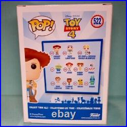 Toy Story Funko Pop Woody Disney Pixar Film Character Figure Fanco