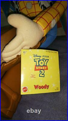 Toy Story Height 31.4inch Woody big size doll New unused item condition good