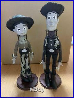 Toy Story Jessie Woody Set Figure Doll Roundup Vintage Rare Young Epoch 14
