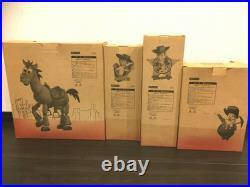 Toy Story Life Size Doll Set Woody/Jessie/Prospector/Bullseye/Figure Young Epoch