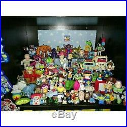 Toy Story Mini Figure Doll Set Woody Buzz Lightyear Bo Peep Alien