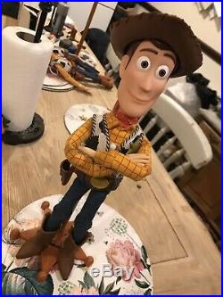 Toy Story Movie Accurate Woody Doll