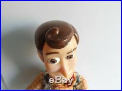 Toy Story Original Talking Woody 1995 Posable Doll