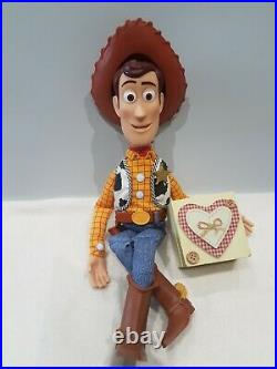 Toy Story Original Woody Pull String Figure Talking 15 toy doll