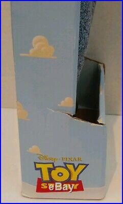 Toy Story Pixar Disney Store Exclusive Talking Woody Doll Model 1241-T BNIB Rare