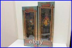 Toy Story Round Up Woody Jessie Movie Size Young Epoch Doll Figure Disney Pixar
