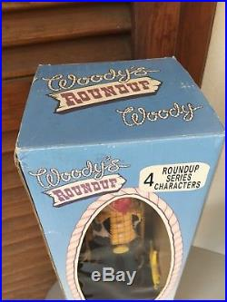 Toy Story Roundup WOODY Doll Young Epoch Disney Pixar#NIB RARE LIMITED EDITION