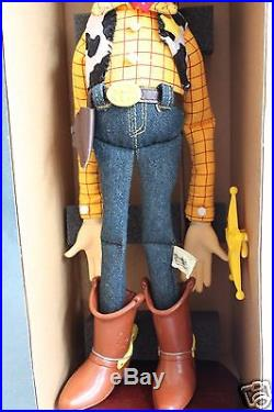 Toy Story Roundup Woody Doll Young Epoch NRFB Disney Pixar