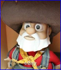 Toy Story Roundup Woody Stinky Pete Prospector Jessie Bullseye Doll