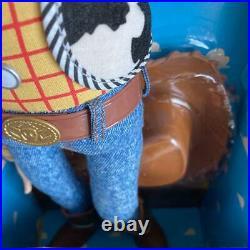 Toy Story Talking Pull String Woody Parlant Doll Walt Disney