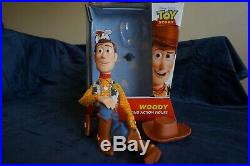 Toy Story Woody 16 pull string talking cowboy doll