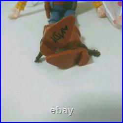 Toy Story Woody Bo Peeps Pvc Figure
