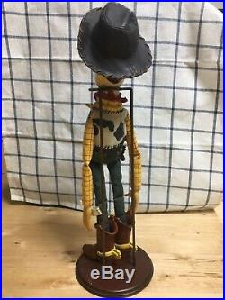 Toy Story Woody Figure Doll Disney Body only No box Young Epoch From Japan Used