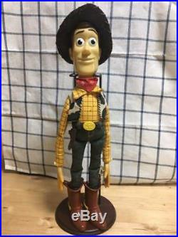 Toy Story Woody Figure Doll Disney Body only No box Young Epoch Used From Japan