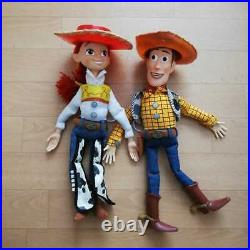 Toy Story Woody Jesse Figure Talking English Version Doll Things At The Time