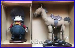 Toy Story Woody Jessie Bullsey Prospector Figure Doll Roundup Young Epoch Rare 3