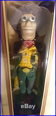 Toy Story Woody Jessie Dolls Figurine Figure Toy New In Box Collectible Disney