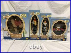 Toy Story Woody Jessie Prospector Bullseye Round up Figure Doll Disney NEW U119
