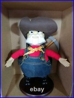 Toy Story Woody Jessie Prospector Bullseye Round up Figure Doll Disney Used U118