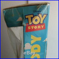 Toy Story Woody Pull-String Talking Thinkway 1995 original Disney Pixar 1st MIB