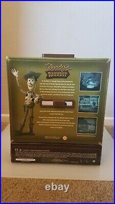 Toy Story Woody Roundup Budtone Television TV Set Mattel D23 Expo 2011 Rare