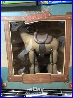 Toy Story Woody's Roundup Bullseye Young Epoch Figure Japan rare