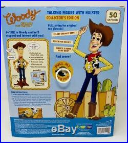 Toy Story Woody the Sheriff Signature Collection doll from Woody's RoundUp