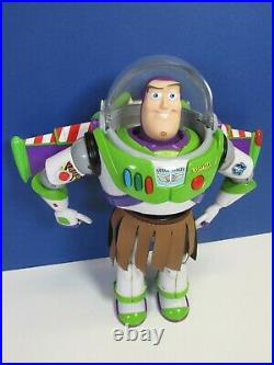 Toy story 2 3 4 BUZZ LIGHTYEAR WOODY DOLL action figure REX FORKY DISNEY set