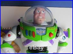 Toy story 2 3 BUZZ LIGHTYEAR JESSIE WOODY DOLL action figure DISNEY set 86K