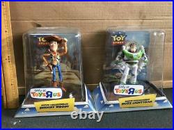 Toys Us Limited Disney Toy Story Woody Buzz Lightyear Figure